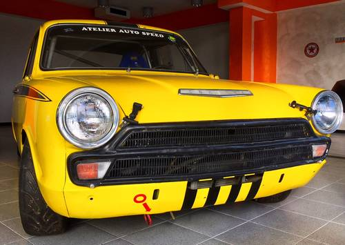 1965 LOTUS CORTINA For Sale (picture 1 of 6)