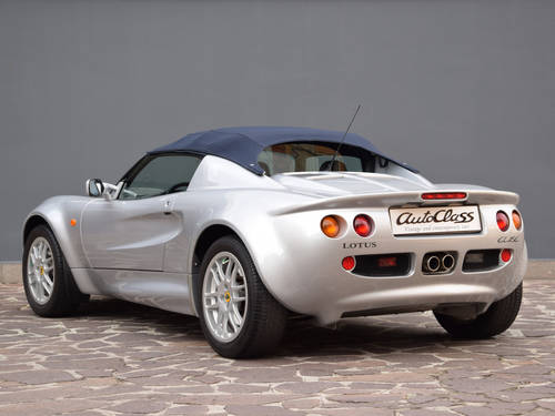 LOTUS ELISE MKI -2000- For Sale (picture 3 of 6)
