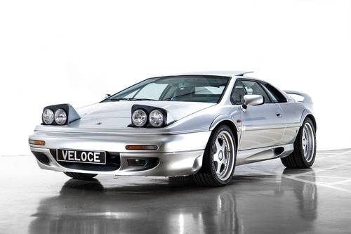 1996 Lotus Esprit S4S LHD  SOLD (picture 1 of 6)