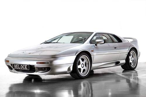 1996 Lotus Esprit S4S LHD  SOLD (picture 2 of 6)