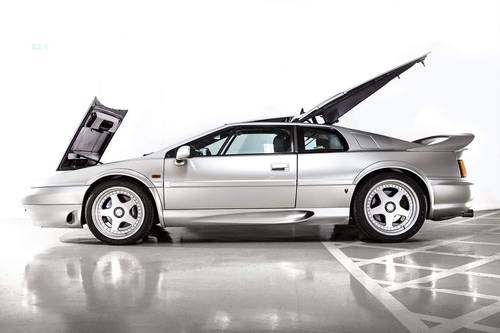 1996 Lotus Esprit S4S LHD  SOLD (picture 3 of 6)
