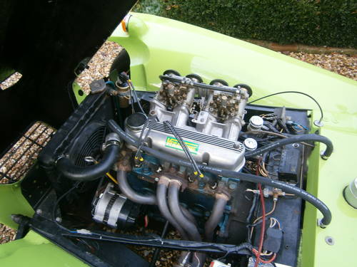1970 LOTUS 7 S4 VEGANTUNE 1600 CROSSFLOW (130 BHP) SOLD For Sale (picture 6 of 6)