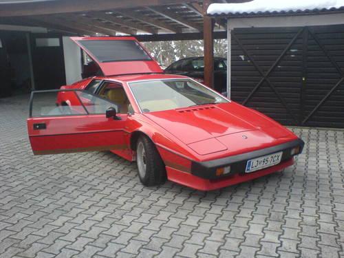 1983 LOTUS ESPRIT TURBO  For Sale (picture 3 of 6)