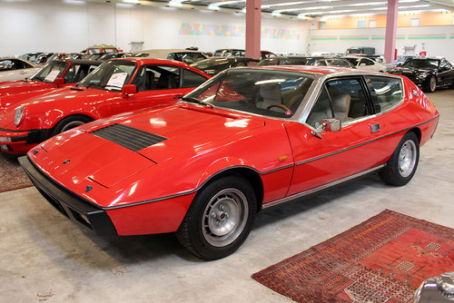 1975 Lotus Elite 502 2,0 16V LHD For Sale (picture 1 of 6)