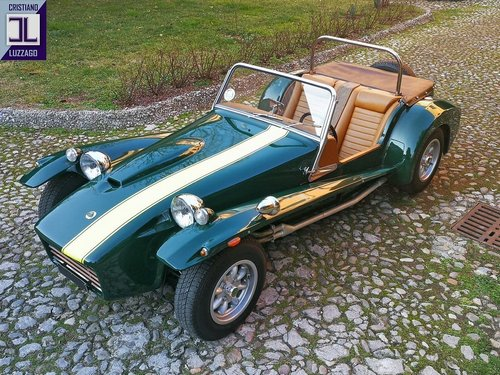 VERY RARE 1970 LHD LOTUS SEVEN S4 For Sale (picture 1 of 6)