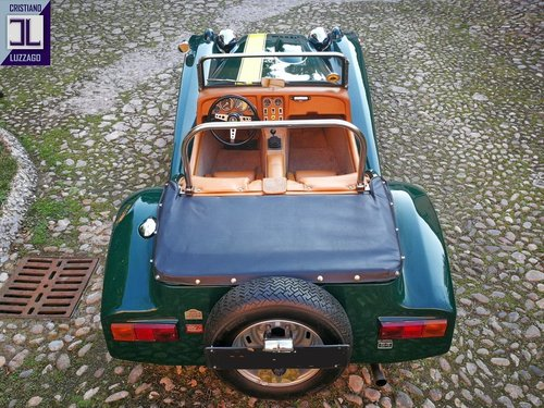 VERY RARE 1970 LHD LOTUS SEVEN S4 For Sale (picture 2 of 6)