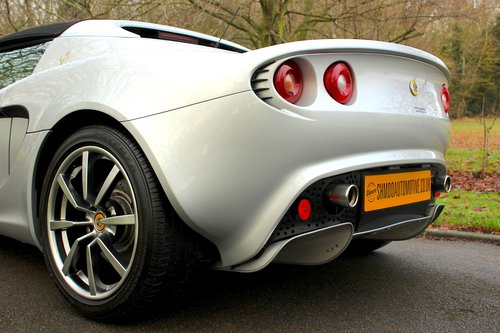 2003 Lotus Elise 111S - ONLY 5,500 MLS  NOW SOLD - SIMILAR WANTED For Sale (picture 2 of 6)