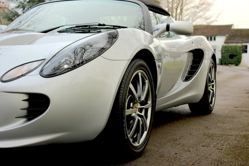 2003 Lotus Elise 111S - ONLY 5,500 MLS  NOW SOLD - SIMILAR WANTED For Sale (picture 3 of 6)