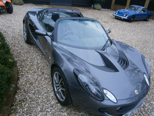 2002 LOTUS ELISE 111S  ONE OWNER  LOW MILEAGE  SUPERB**SOLD** For Sale (picture 3 of 6)