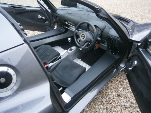 2002 LOTUS ELISE 111S  ONE OWNER  LOW MILEAGE  SUPERB**SOLD** For Sale (picture 4 of 6)