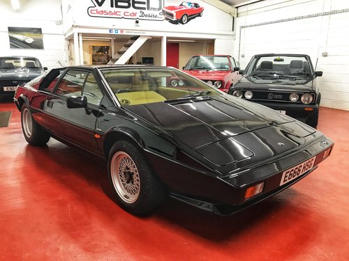 1988 Lotus Esprit HC S3 - Stunning Only 41k Genuine Miles For Sale (picture 1 of 6)