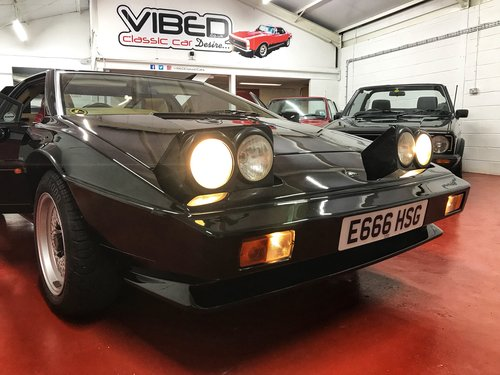 1988 Lotus Esprit HC S3 - Stunning Only 41k Genuine Miles For Sale (picture 6 of 6)
