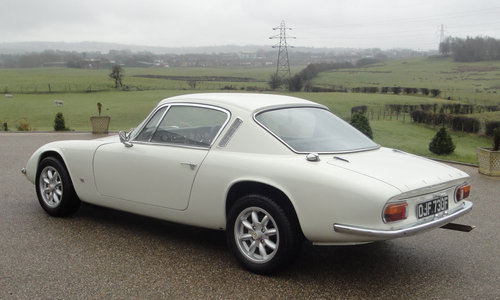 1968 Lotus Elan +2 Zetec For Sale by Auction (picture 1 of 6)