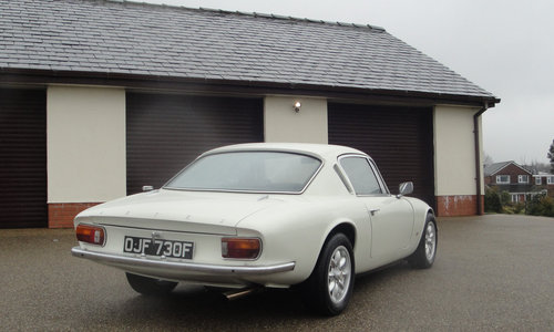1968 Lotus Elan +2 Zetec For Sale by Auction (picture 3 of 6)