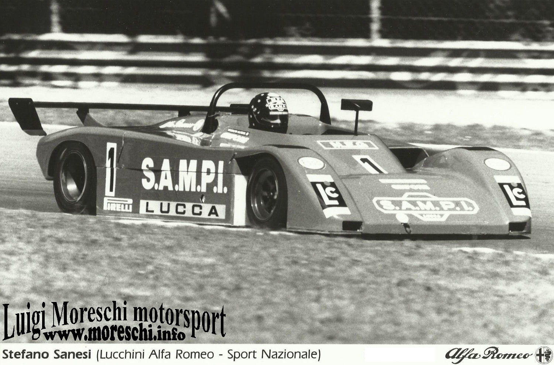1987 Lucchini SN87 (ex Sanesi) - Alfa Romeo V6 2500 For Sale (picture 6 of 6)