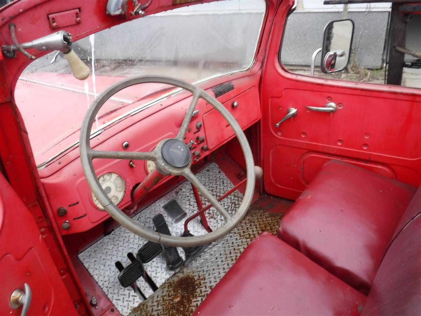 Mack Firetruck type 75 1947 For Sale (picture 4 of 6)
