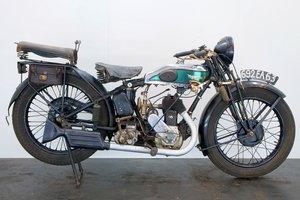 Magnat Debon Model MOSC 1930 250cc 1 cyl sv