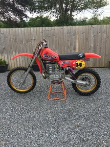 1981 Maico 490  Reed Valve Twinshock Motocross