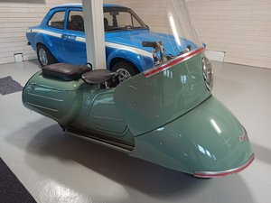 1952 Maico Mobil MB 175