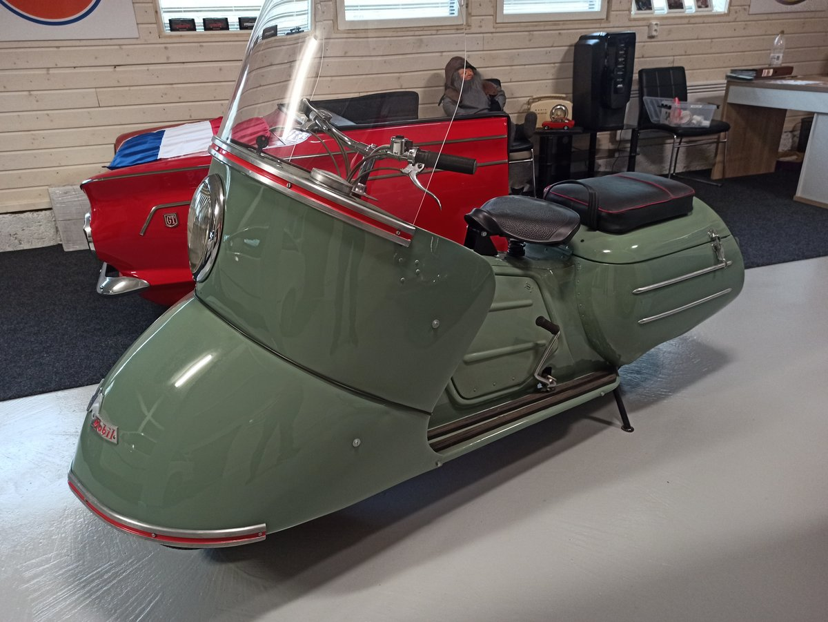 1952 Maico Mobil MB 175 For Sale (picture 2 of 6)