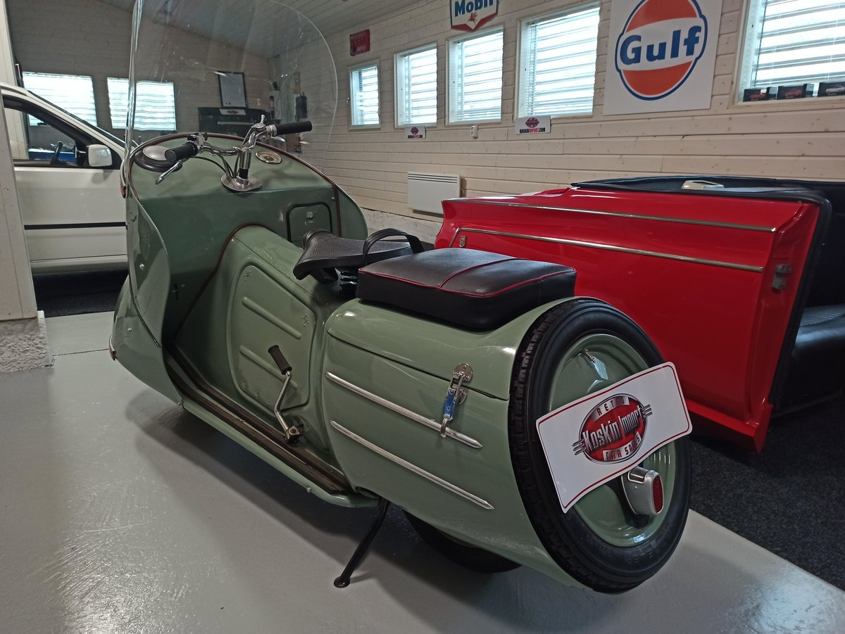 1952 Maico Mobil MB 175 For Sale (picture 4 of 6)