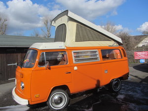 1975 Westfallia VW Camper SOLD