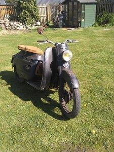 Manurhin Scooter (DKW) MR74