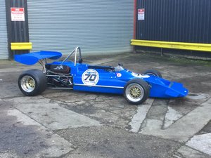 1971 MARCH 712 Historic F2 For Sale