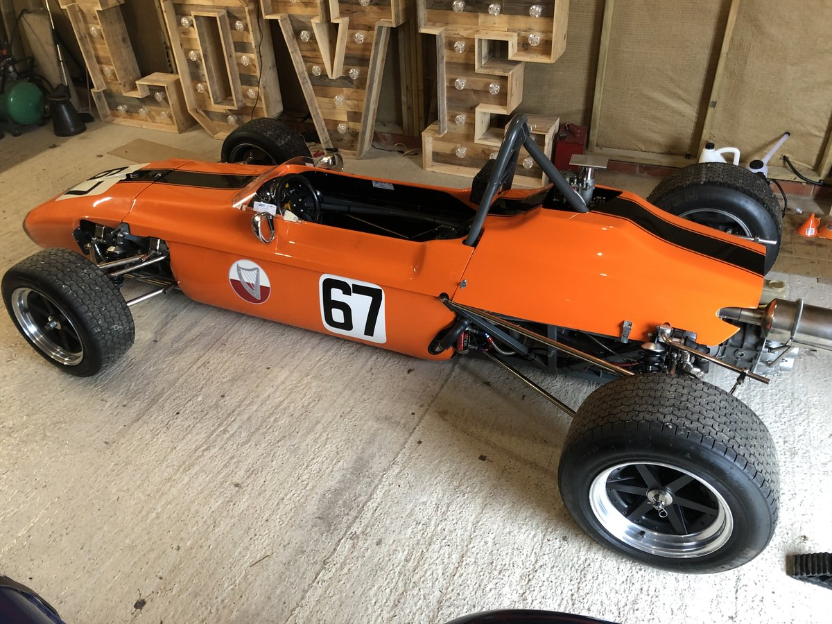 1970 March 703 F3 screamer era . Offers Invited  For Sale (picture 1 of 6)