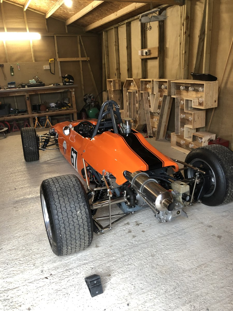 1970 March 703 F3 screamer era . Offers Invited  For Sale (picture 5 of 6)