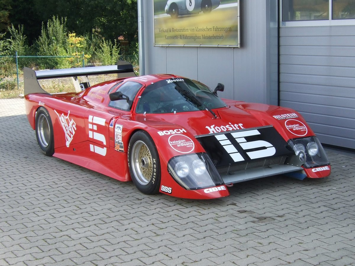 1984 March 84 G Group C/GTP --- 2xDaytona 24h --- 2x Sebring 12h For Sale (picture 1 of 6)