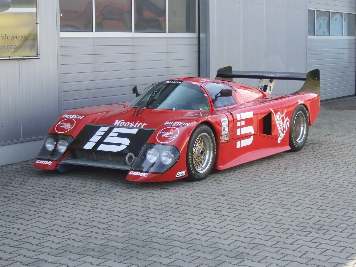 1984 March 84 G Group C/GTP --- 2xDaytona 24h --- 2x Sebring 12h For Sale (picture 2 of 6)