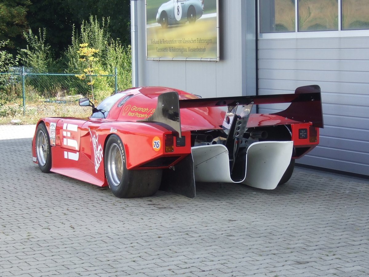 1984 March 84 G Group C/GTP --- 2xDaytona 24h --- 2x Sebring 12h For Sale (picture 3 of 6)