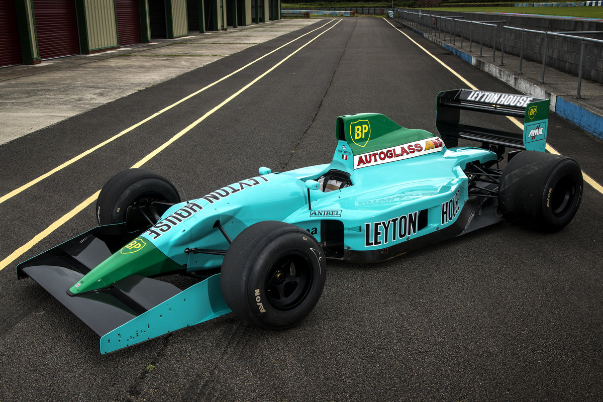 1990 March Formula 1 Leyton House CG901 For Sale (picture 1 of 11)