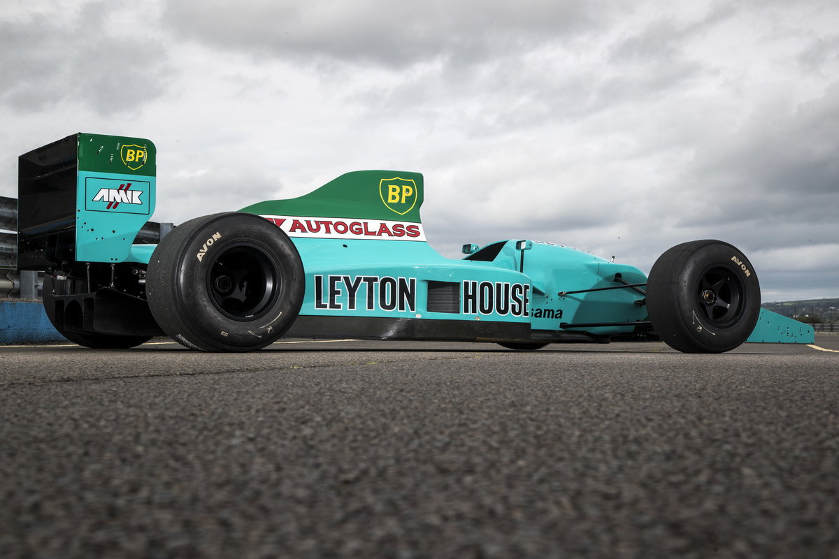 1990 March Formula 1 Leyton House CG901 For Sale (picture 3 of 11)