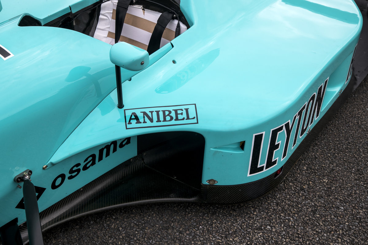 1990 March Formula 1 Leyton House CG901 For Sale (picture 6 of 11)