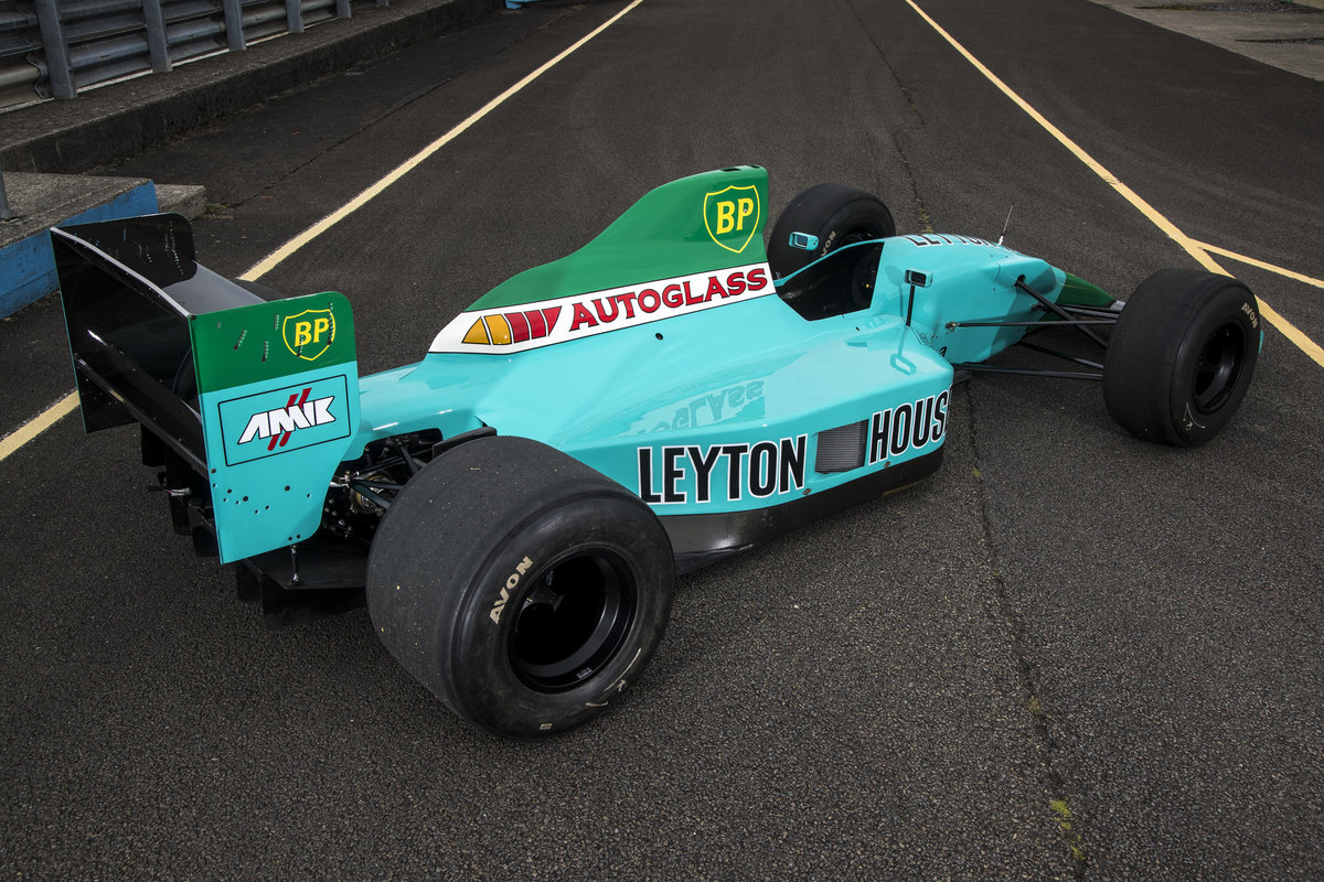 1990 March Formula 1 Leyton House CG901 For Sale (picture 11 of 11)