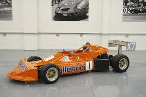 March F3 '1977 European Winning Car'