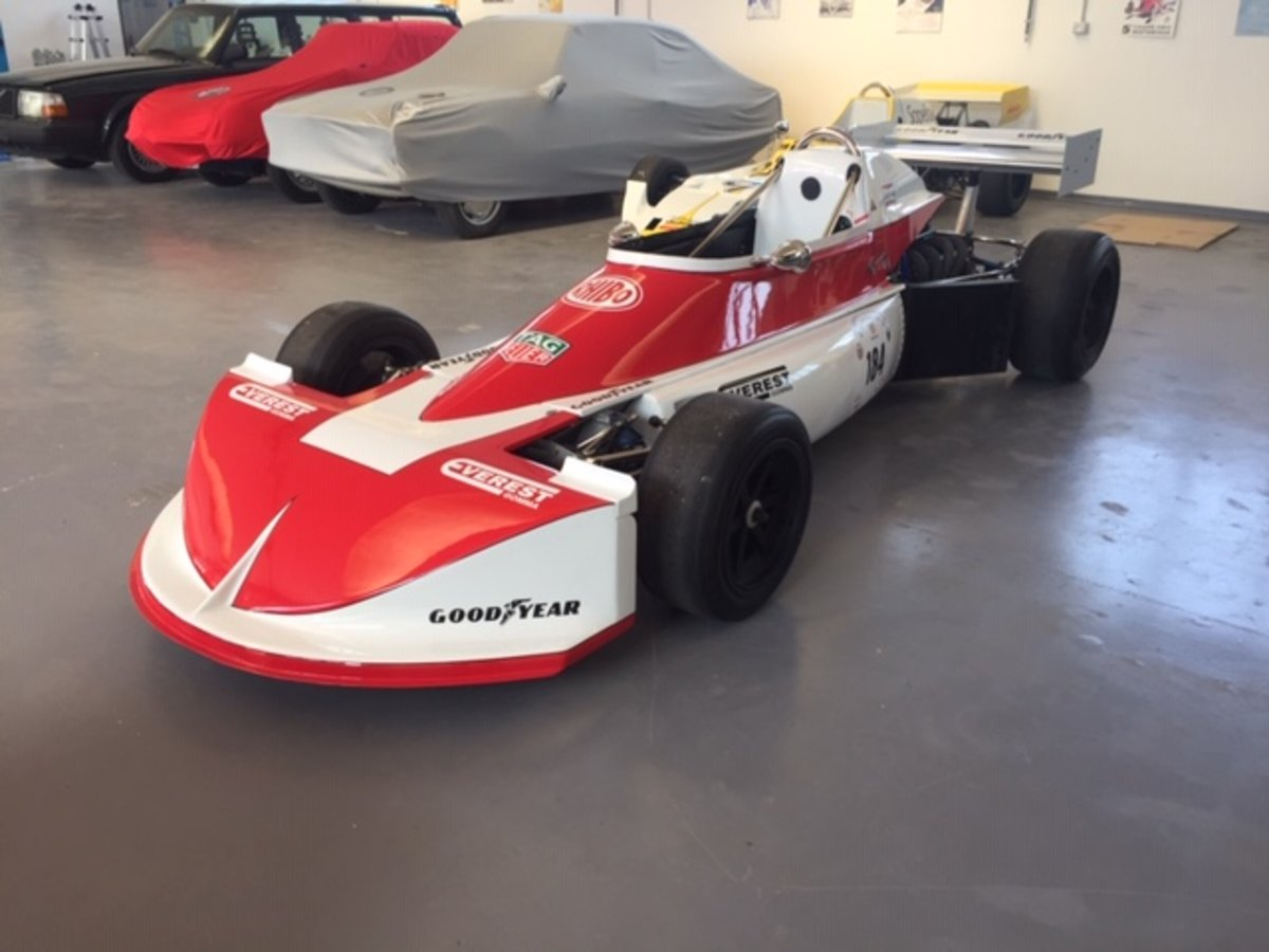 1976 March 763 #16 F3 With Toyota Novamotor 2.0 Lt engine For Sale (picture 1 of 7)