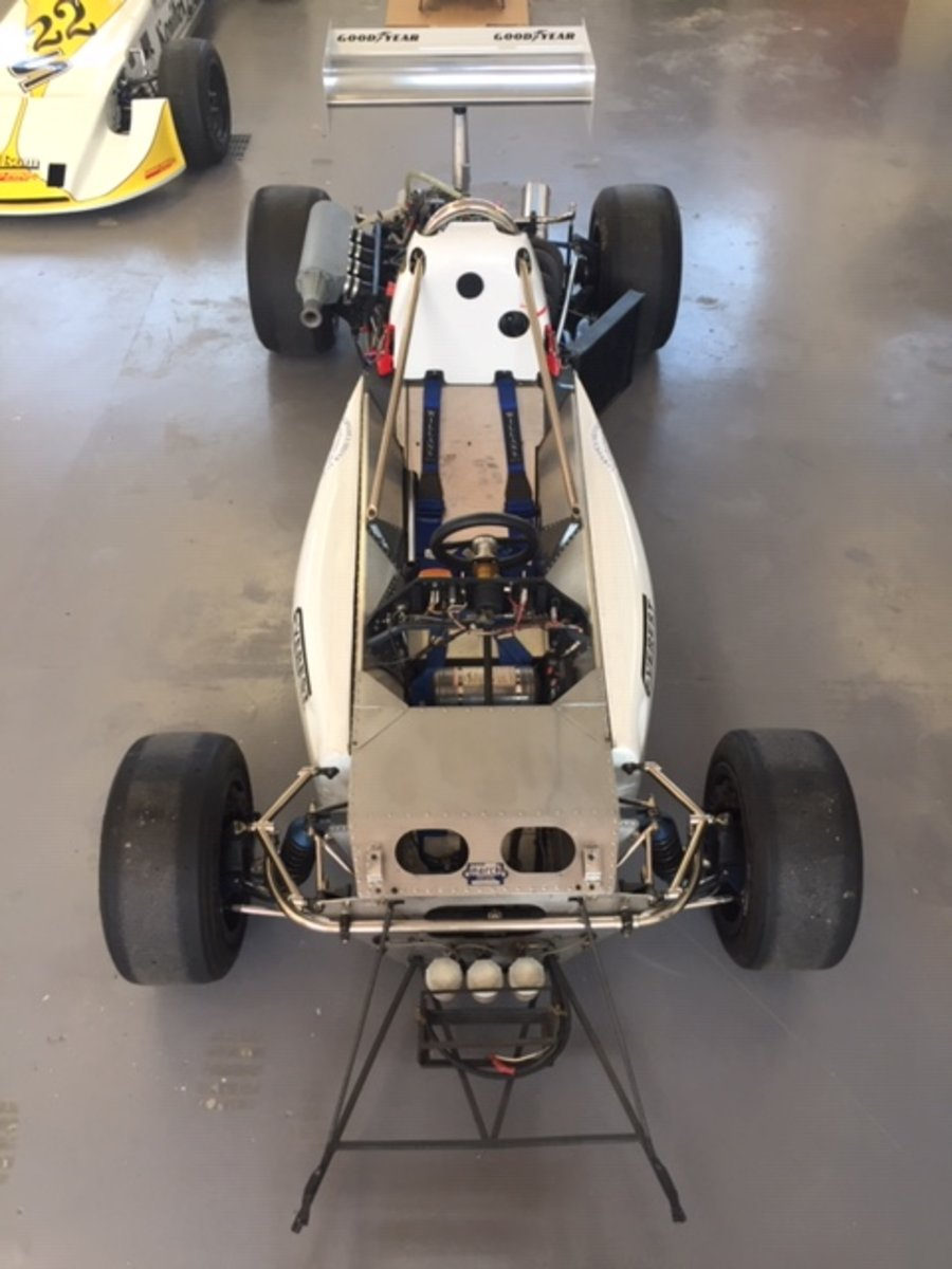 1976 March 763 #16 F3 With Toyota Novamotor 2.0 Lt engine For Sale (picture 6 of 7)
