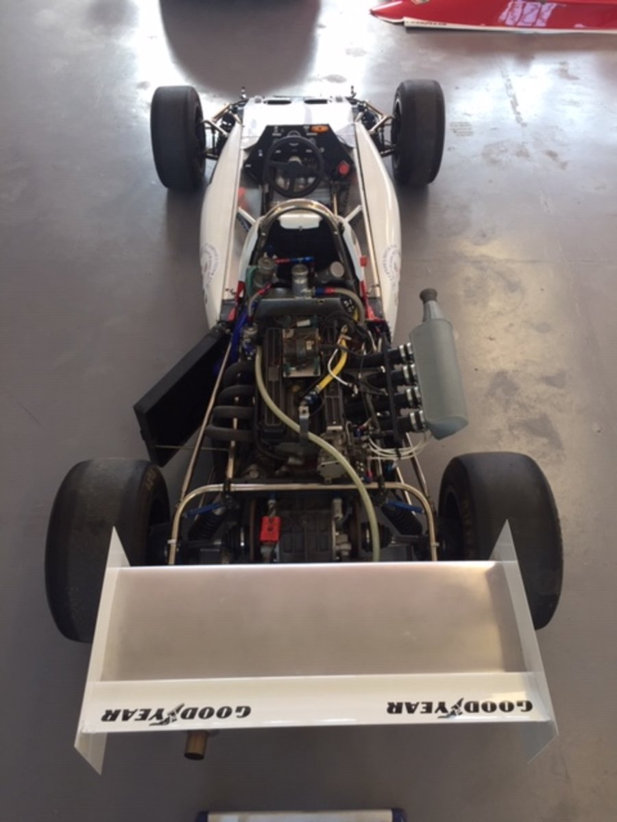 1976 March 763 #16 F3 With Toyota Novamotor 2.0 Lt engine For Sale (picture 7 of 7)