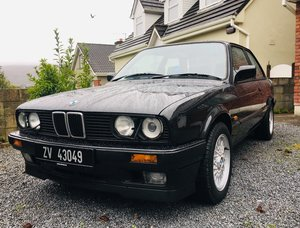 1988 BMW 325i se coupe - E30
