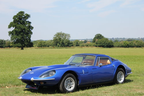 1971 Marcos 3 Litre V6 GT SOLD (picture 1 of 6)