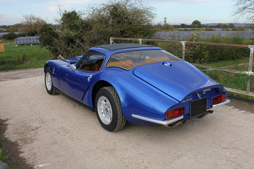 1971 Marcos 3 Litre V6 GT SOLD (picture 5 of 6)