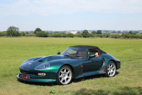 1998 Marcos Mantis Spyder SOLD (picture 1 of 6)