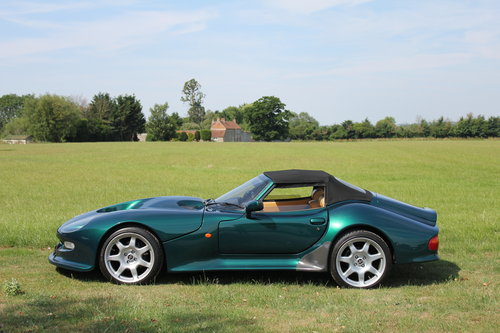 1998 Marcos Mantis Spyder For Sale (picture 2 of 6)
