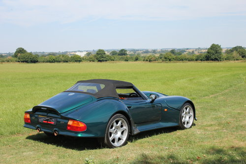 1998 Marcos Mantis Spyder For Sale (picture 3 of 6)