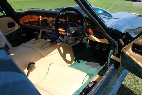 1998 Marcos Mantis Spyder SOLD (picture 5 of 6)