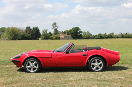 1994 Marcos Martina Spyder SOLD (picture 2 of 6)