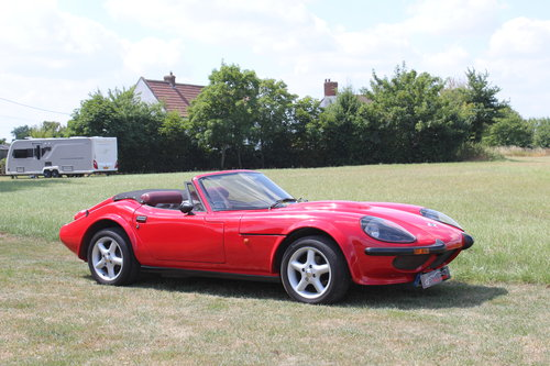 1994 Marcos Martina Spyder SOLD (picture 4 of 6)